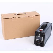 Portable Solar Generator With Lithium Battery