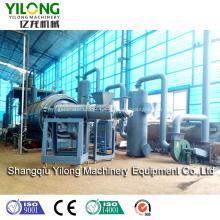 Reator de Processo de Gasolina de Pirólise Plástica