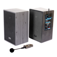 2.4G Speaker with Transmitter and Mic, Audio for Classroom Conference Room
