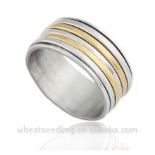 Gros gros anneau en acier inoxydable