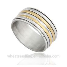 cheap wholesale men stainless steel ring