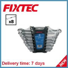 Fixtec ручными инструментами 8шт комбинация гаечный ключ углеродистая сталь