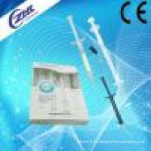 Набор для отбеливания зубов, используемый для отбеливания зубов