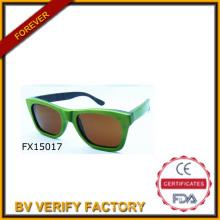 К 2015 году ручной работы красочные деревянные очки (FX150017)