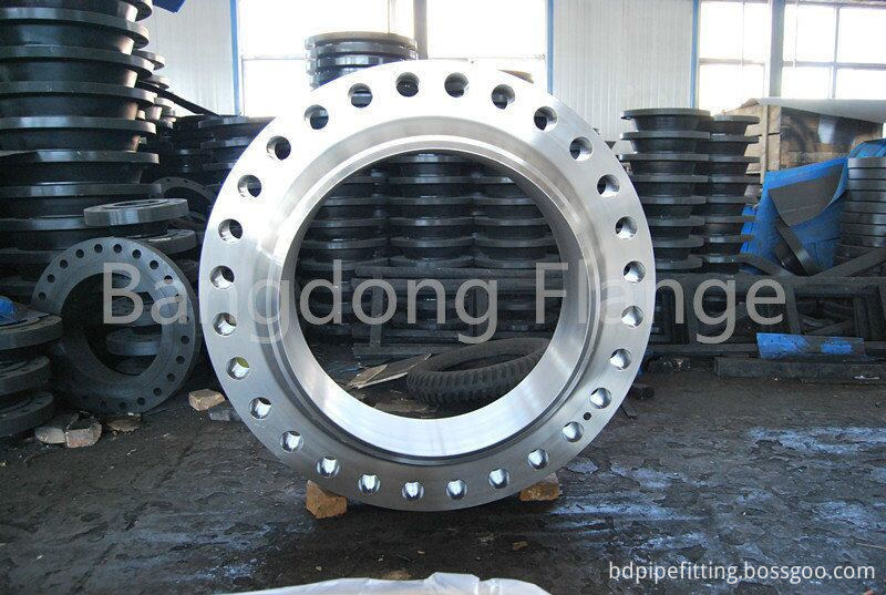 Large Diameter Pipe Flanges