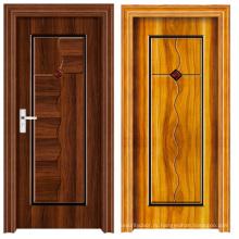 Меламин дверь кожи (ЖЛ-MS26)