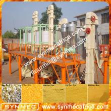 Alibaba SYNMEC pequeno preço da máquina de moagem de farinha de milho na índia