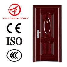 2016 venta buena puerta de acero de diseño de seguridad