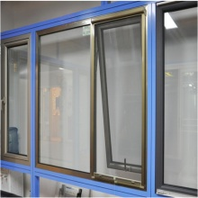 Aluminum Awning Window with Invisible Screen