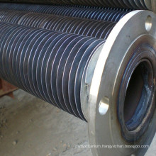 Carbon Steel Welded Fin Tube, Stove or Conservatory Fin Tube