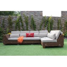 Hot Design Poly Rattan Modular Set für Outdoor Garten oder Wohnzimmer Wicker Möbel