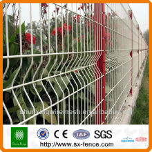 Galvanize then pvc coated fence panel