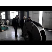Pompe de dragage de transfert de sable de rivière centrifuge