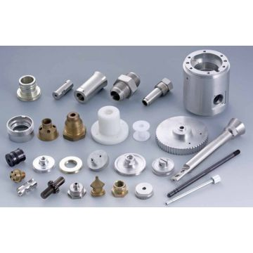 Bercorak Aluminium Dalaman Threaded Cap Nut Volum