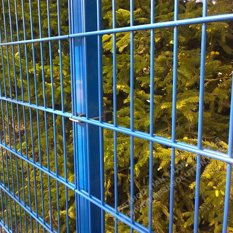8/6/8 Double Wire Mesh Fence Panel