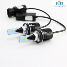 Intégré dans le ventilateur turbo B6 h1 h3 h4 h7 h11b h13 h15 h11 led ampoule de phare