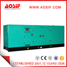 Silent diesel generating set Indonesia silent generator price