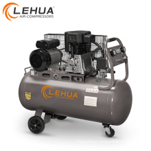 compressor de ar proeminente dos pneus da maquinaria 100L / 150L 115 psi