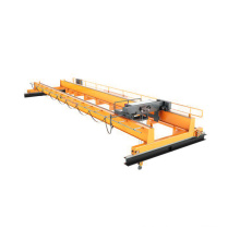 3ton For Sale Double Girder Europe Style EOT Overhead Crane With Hook