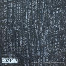 Impression de tricot de chaîne de polyester