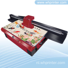 Wide Format UV-printer voor glas