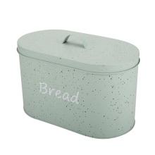 Heathly Menaje de cocina Bread Box Blue
