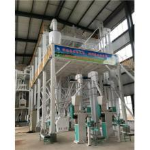 Hot Sale for Machine For Making Flour Large flour mill machine supply to Nepal Importers