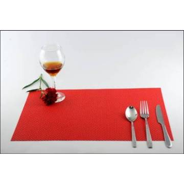 PVC eat mat Faux Leather Placemats