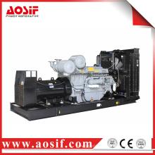 800KW / 1000KVA 50hz generador con perkins motor 4008TAG2A hecho en Reino Unido