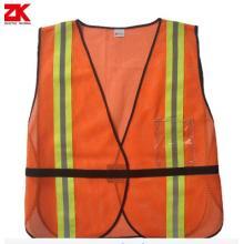 reflective motorcycle warning vest