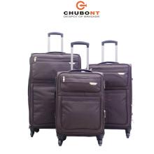 2017 New Waterproof Nylon 4wheels Suitcase