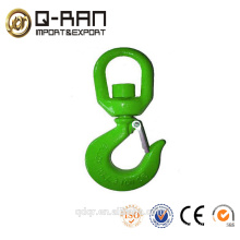 US Type Drop Forged Swivel Hook--322 Hook--Lifting Hook--QINGDAO RIGGING