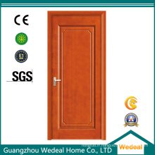 Approvisionnement d'usine de porte de PVC / UPVC stratifié / palissandre (WDP5050)