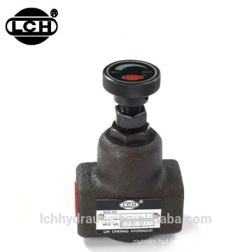 yuken yamatake Hydraulic flow 80 liter min control valve