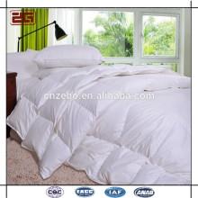 Ropa de cama de lujo del hotel del tamaño del rey