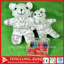 Bricolage peinture enfants jouets éducatifs