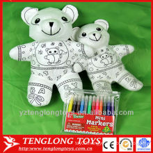 DIY painting children educational toys