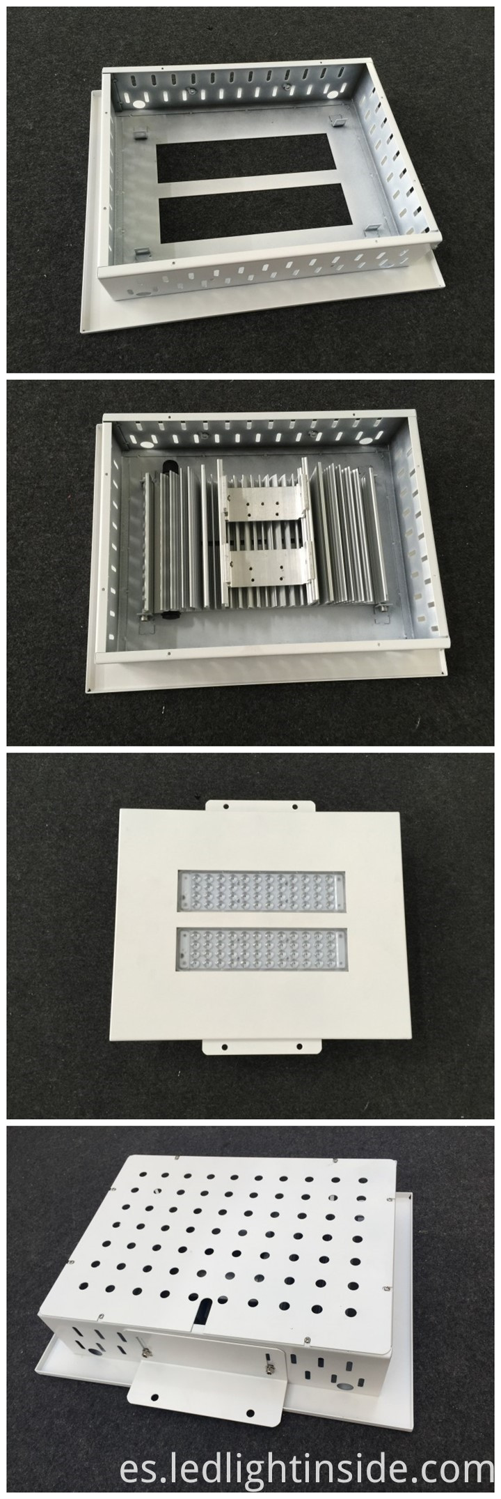 LED Canopy Light details