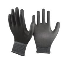 NMSAFETY sans couture tricoté finition sable nitrile gants de travail gants à main forte nitril en 388