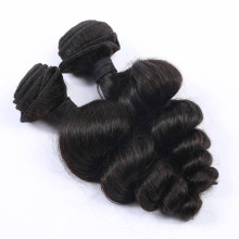 Brazilian loose wave virgin remy human hair weave weft unprocessed 7A grade human hair extensions