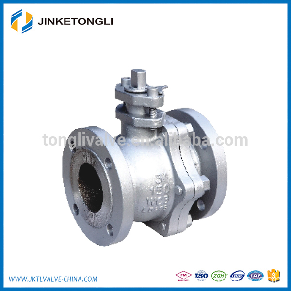 API FIXED BALL VALVE