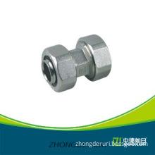 brass fitting equal socket