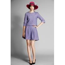 Navy Retrostyle Fashion Dress/Clothing
