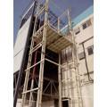 4-тонный складской подъемник 4-тонный грузовой лифт вертикальный подъемник для продажи