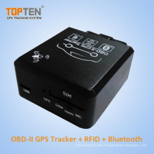 OBD-II Plug-N-Track Car GPS Tracker with Ios Android APP Tk228-Ez