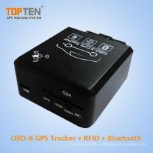 БД-II Вилка-Н-отслеживать Автомобильный GPS трекер с iOS Android приложение Tk228-Эз