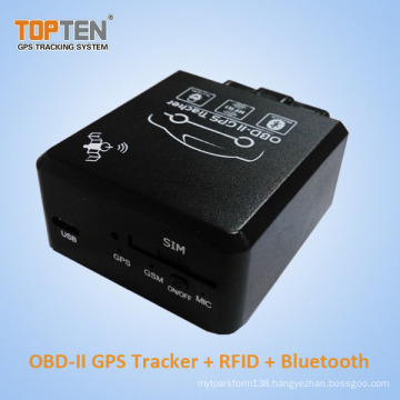 OBD Car Tracker for Can-Bus with RFID and Bluetooth Diagnostic Tool Tk228-Er