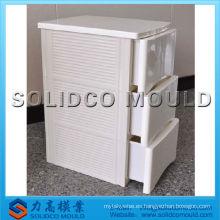 molde de cajón de plástico