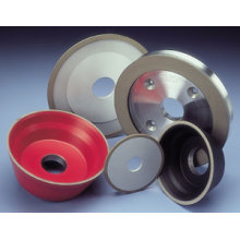 Diamond and CBN Grinding Wheels for Tools for Wood and Plastic Industry