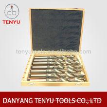 Morse taper shank twist DIN345 drill bit